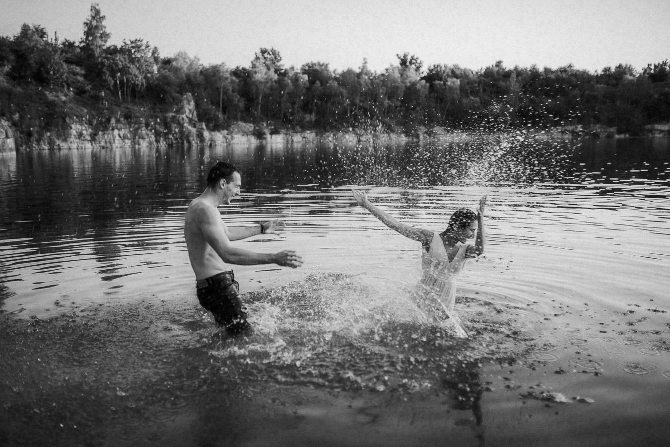 sesja ślubna zakrzówek fotograf ślubny kraków